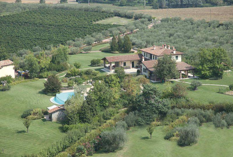 Agricola Casetto - Vista aerea